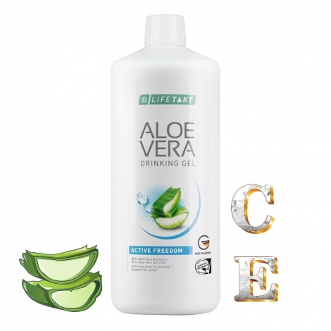 Aloe Vera Drinking Gél Active Freedom